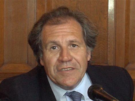 Almagro citado al Parlamento 2 veces por el acuerdo de Guantánamo