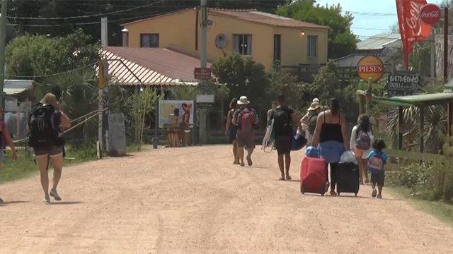 Una pareja de 18 y 19 años robó a más de 40 personas en Valizas
