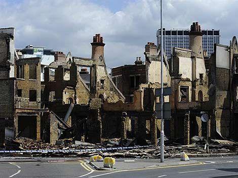 Periodista uruguayo en Londres dio su visión sobre los disturbios