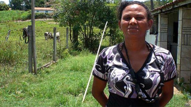 Marisa Toledo, la brasileña que no siente dolor y se quedó dormida al parir