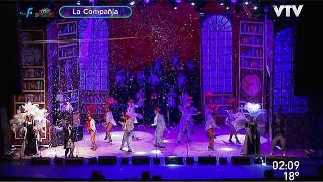 Buenos espectáculos dejó la tercera etapa del concurso de carnaval