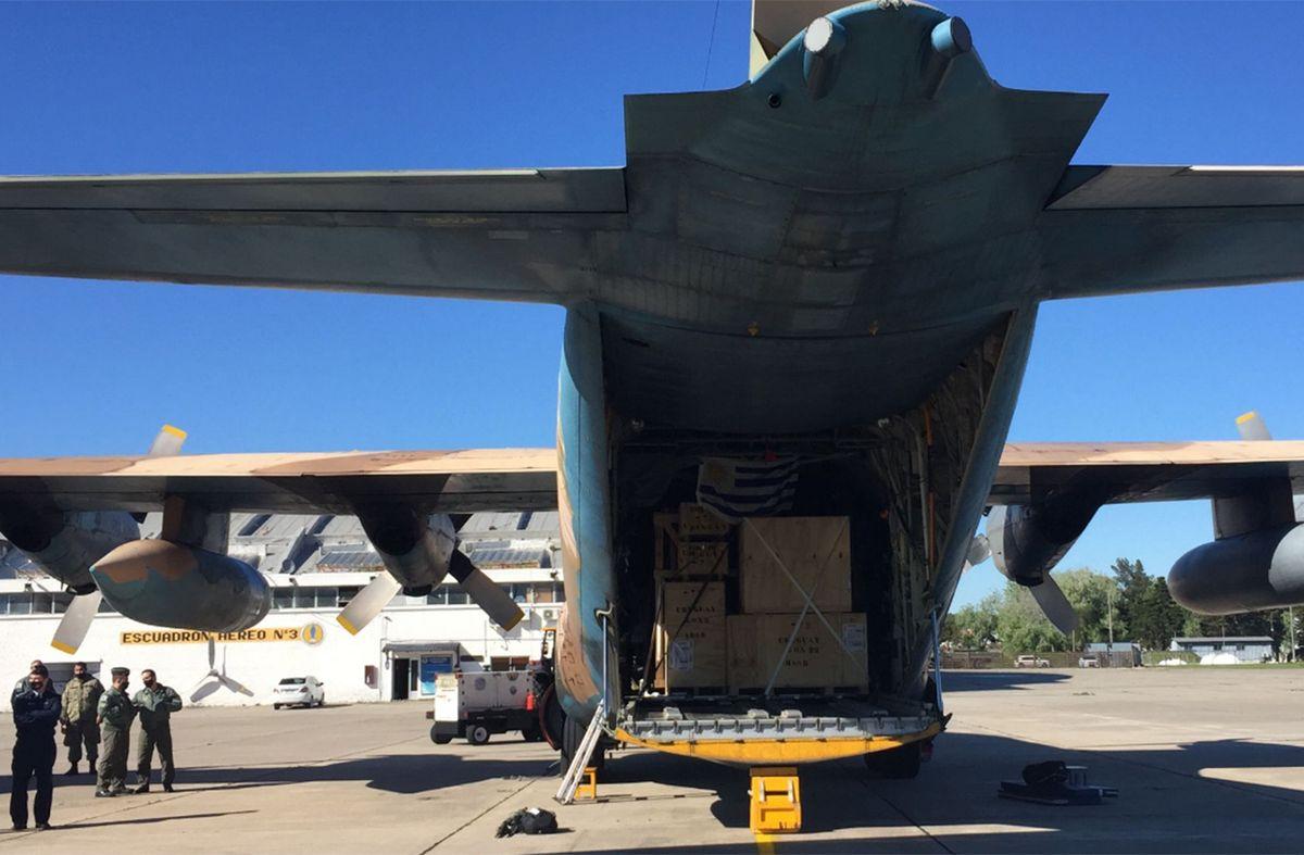 Llegó radar arrendado por Defensa para respaldo a sistema de control aéreo