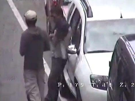 A prisión ladrones filmados por cámaras de Policía en el Centro