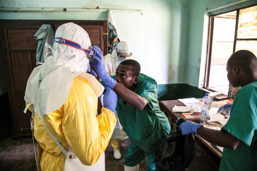 Preparados para lo peor: nuevo brote de ébola en el Congo deja 19 muertos en un mes