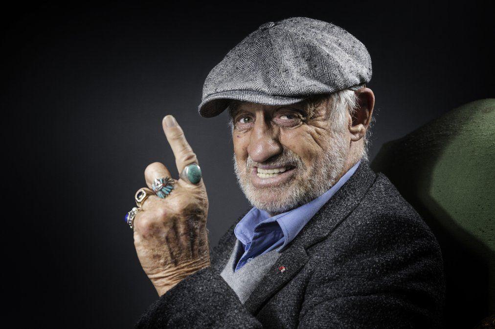 A los 88 años murió Jean-Paul Belmondo, el galán feo que protagonizó más de 80 películas