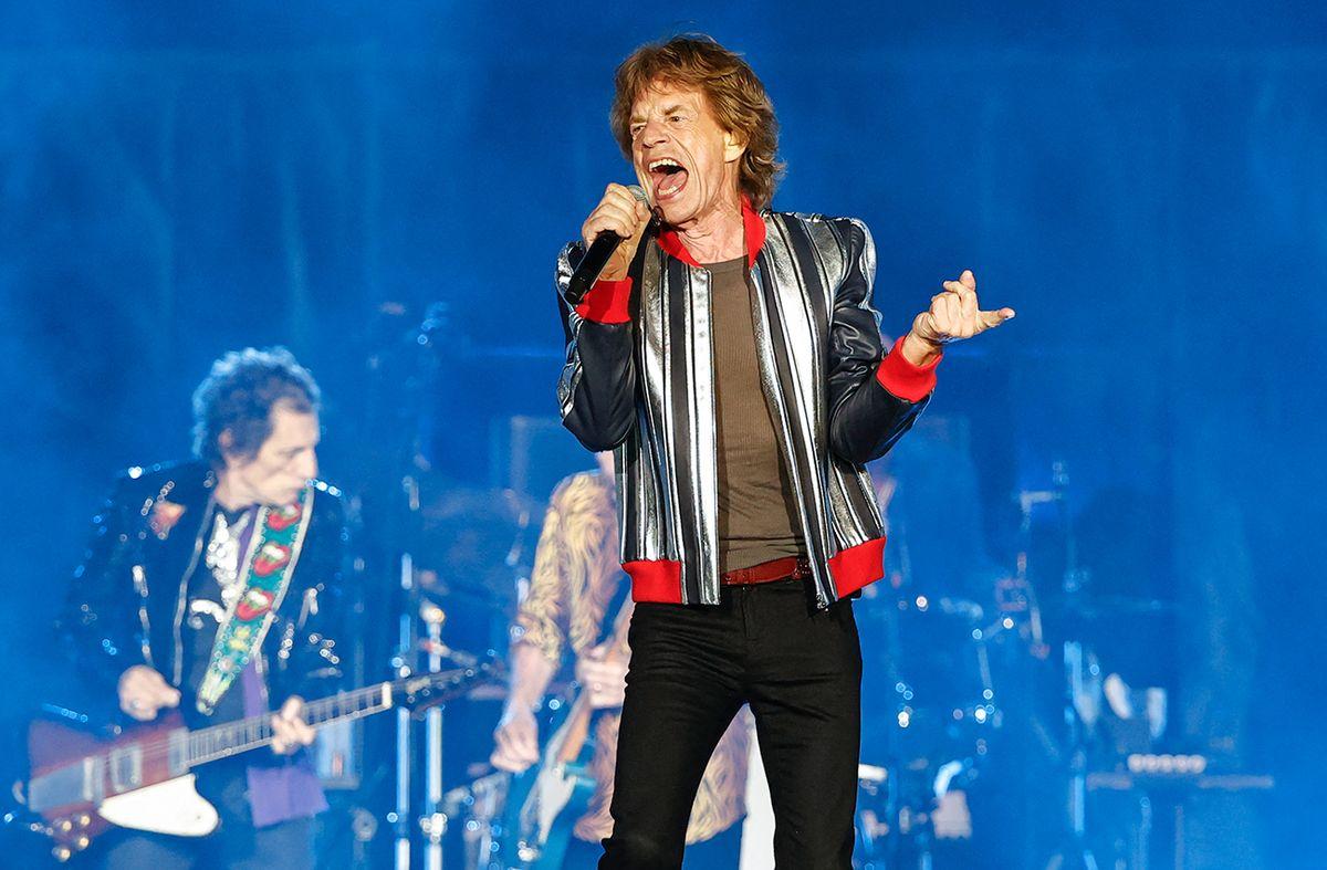 Los Rolling Stones dejan fuera de su gira una popular canción por críticas racistas