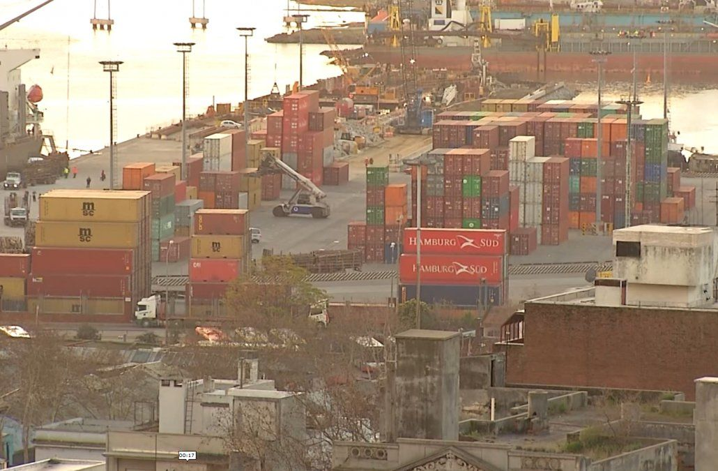 Sindicato del puerto paró las actividades por 72 horas