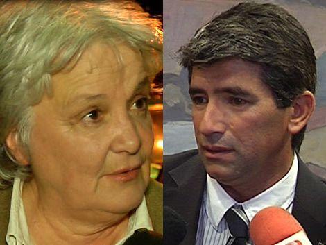 ¿Topolansky o Sendic? Todo dado para la esposa del presidente