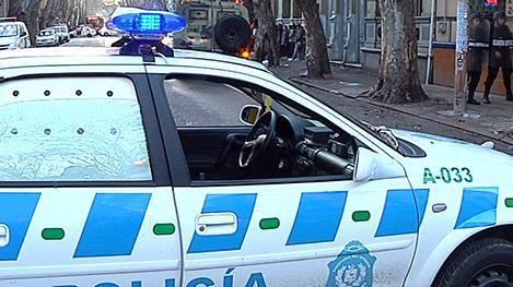 Rapiñero muerto tras asalto a joyería del barrio Goes