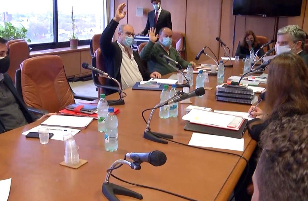 Oficialismo resolvió que actuaciones de la comisión investigadora no serán reservadas