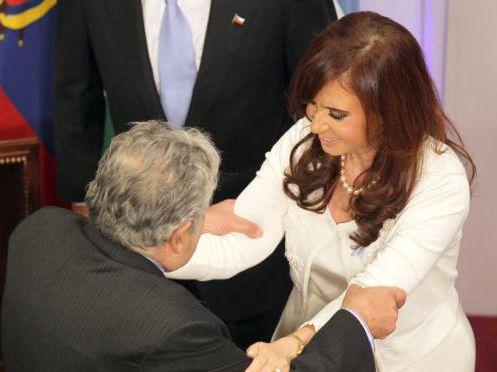 Seguridad de la presidenta argentina Cristina K trabaja en Salto
