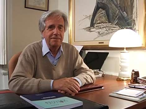 "Vázquez se reunió con Xavier para hablar de ""temas políticos"""