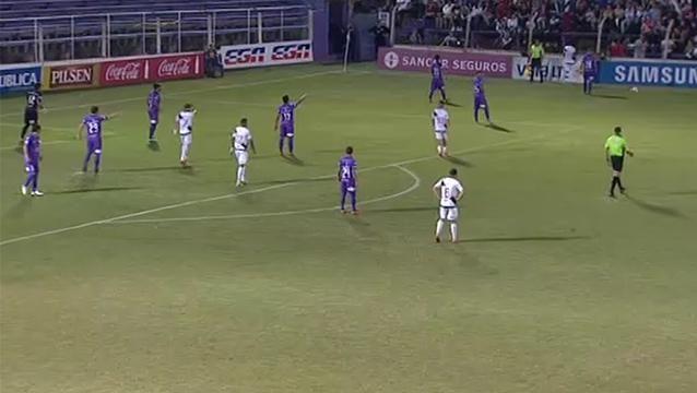 Defensor Sporting y Danubio empataron 1-1 en el Franzini