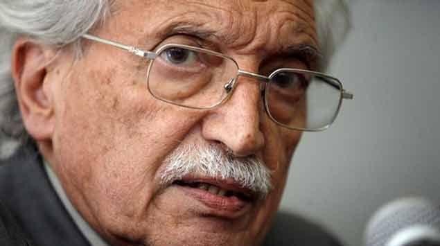 Exintendente Mariano Arana fue operado del corazón en Casa de Galicia