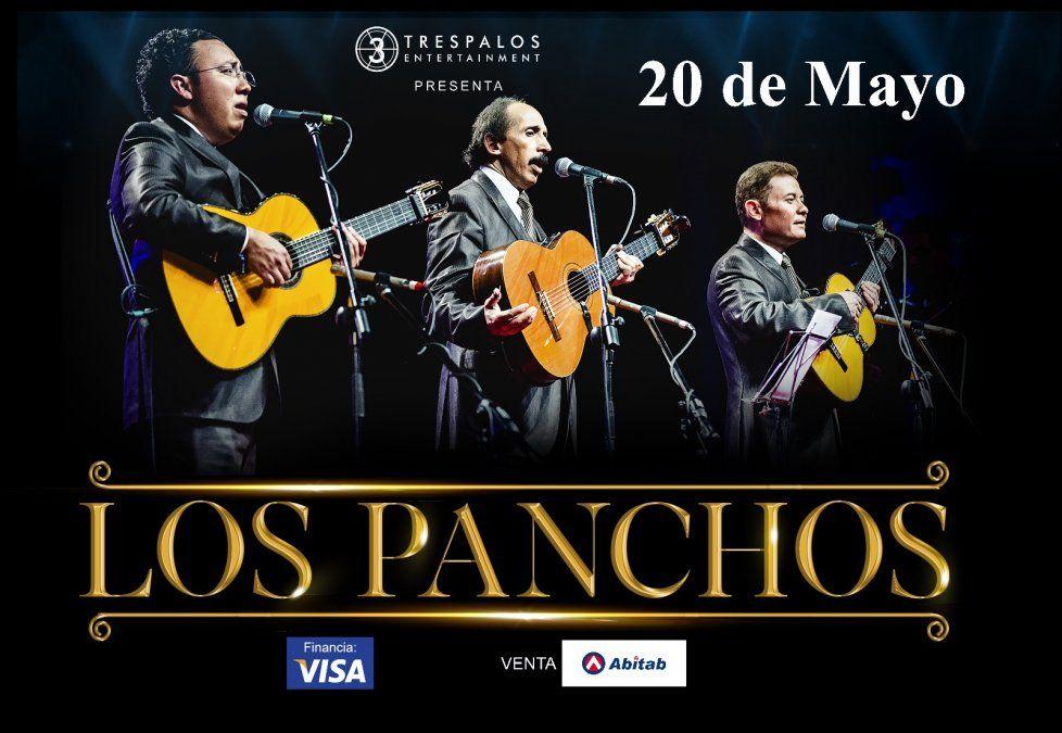El Trío Los Panchos llega a Montevideo