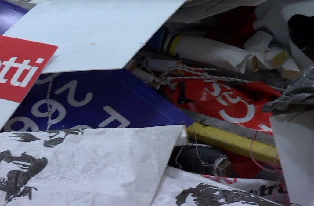 Más inspecciones y más multas a los partidos políticos por la colocación de cartelería
