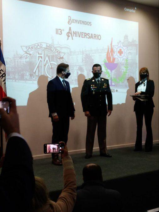 Lacalle Pou participó en actividades por el aniversario de la Jura de la Constitución