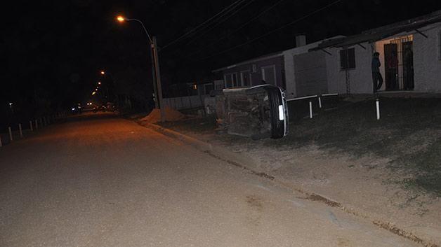 Vuelco fatal en Canelones: falleció niño de 10 años y su madre está grave
