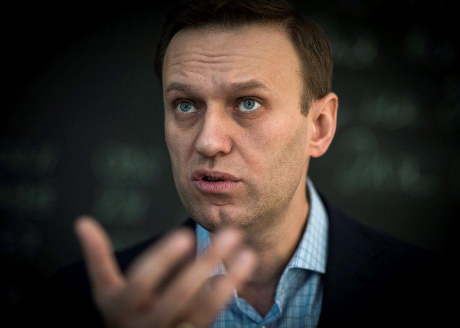 Opositor ruso Alexei Navalny está grave en un CTI tras ser envenenado