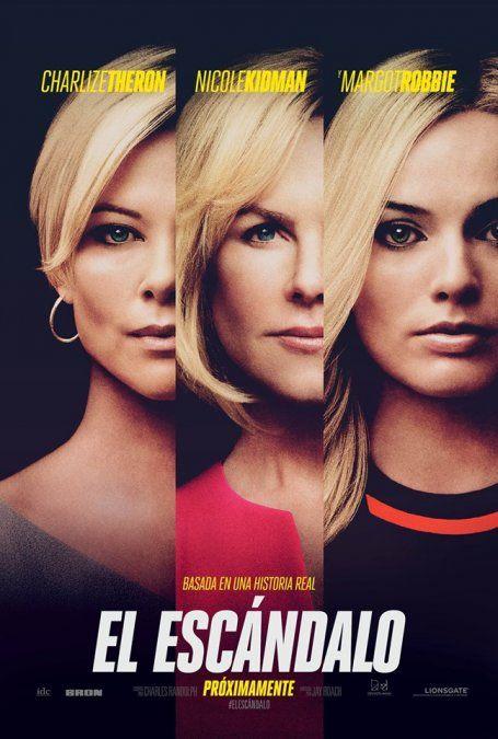Nuevo tráiler de la película El escándalo, basada en hechos reales