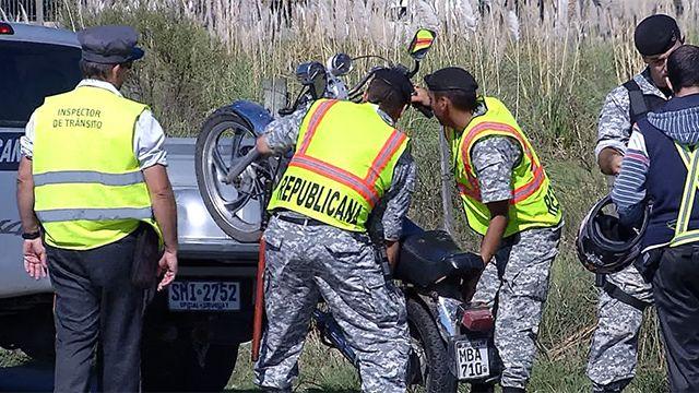 Control de motos: en dos meses se incautaron unas 3.000 en todo el país