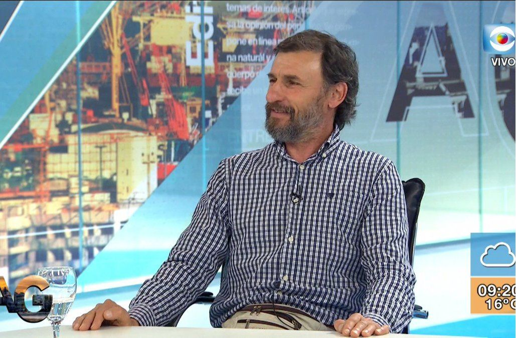 César Vega, electo diputado por el PERI, cree que anuló su voto por un descuido