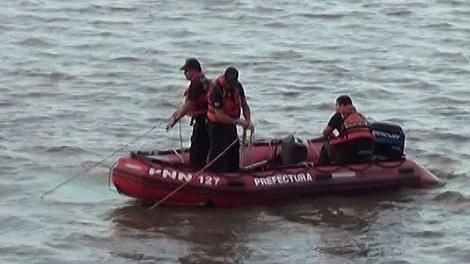 Dos muertos y dos desaparecidos por embarcación hundida en Laguna Merín