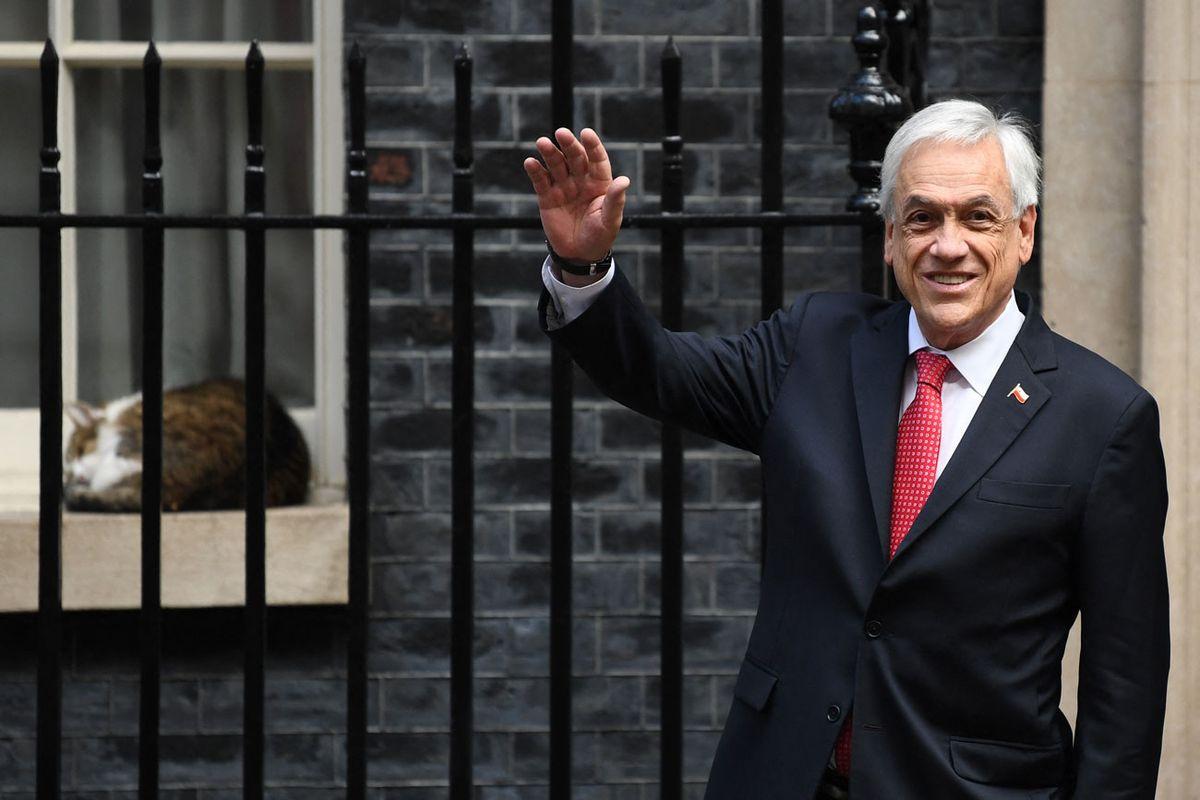 Lacalle Pou recibirá al presidente de Chile este lunes en la Residencia de Suárez