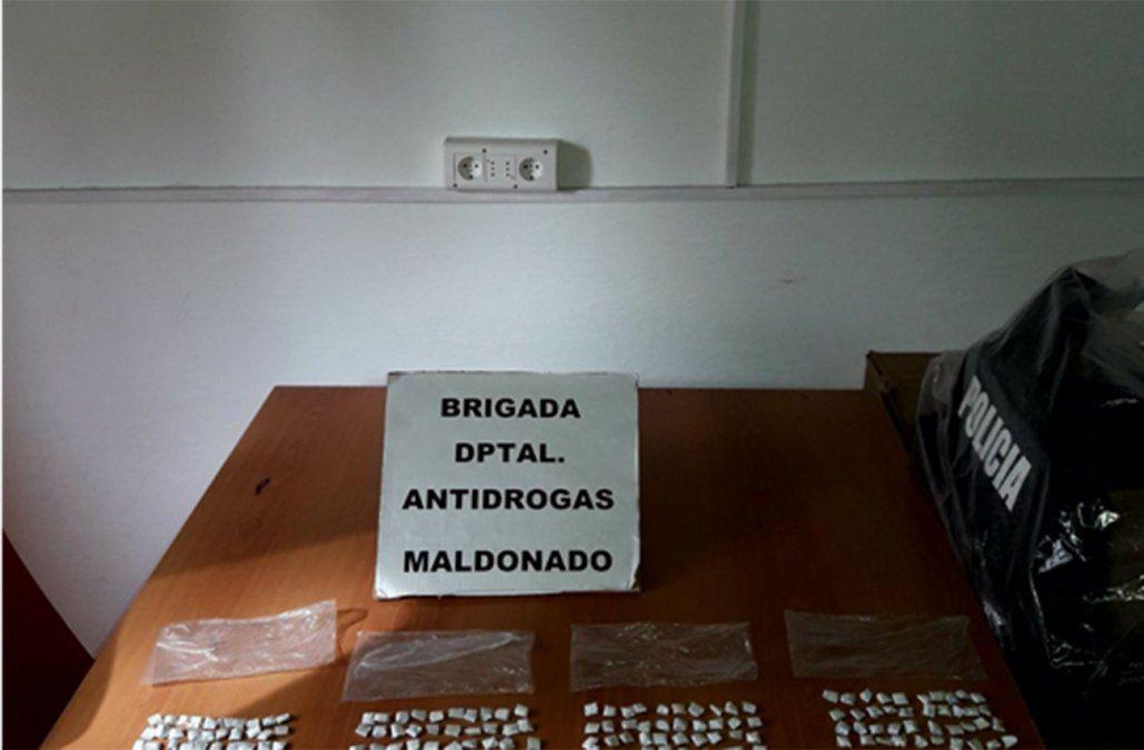 FOTO: Droga incautada en los procedimientos (Ministerio del Interior).