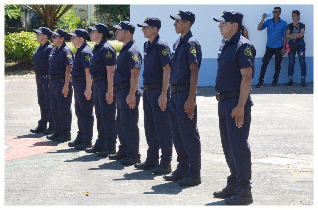 Se necesitan 1.000 policías operativos más; hay 4.800 con certificación médica