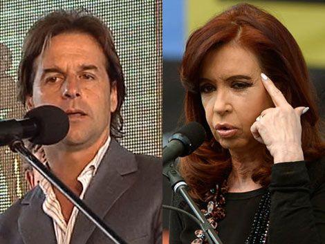 Lacalle Pou dijo que Cristina Fernández es una desequilibrada