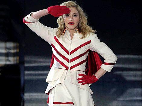 Impuestos y dificultades operativas alejaron a Madonna de Uruguay