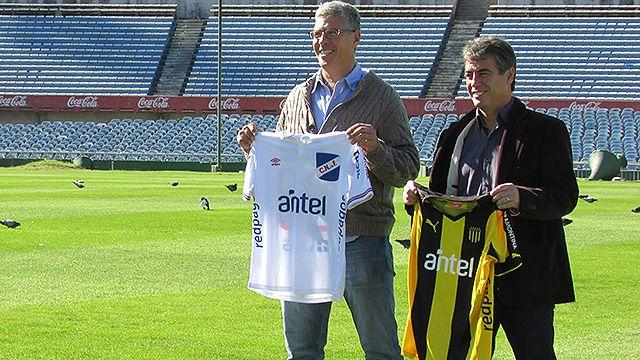 Gutiérrez y Bengoechea se sumaron a #DisfrutáElClásico