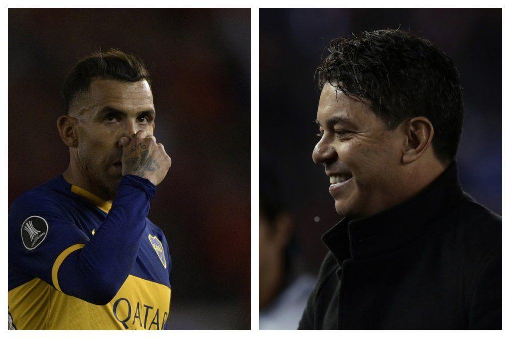 Superclásico River-Boca por semifinales de Copa Libertadores desde las 21.30