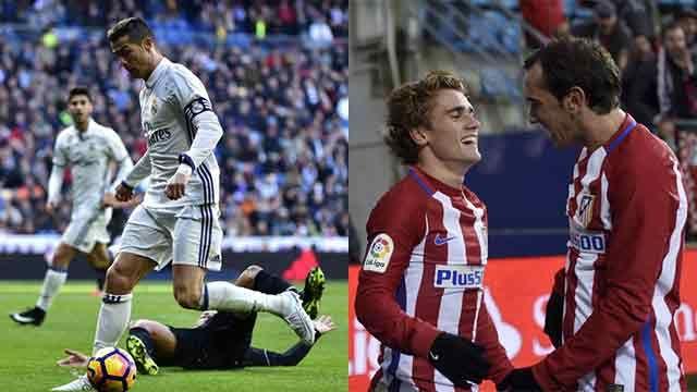 Real Madrid da un paso hacia el título, pero el Atléti sigue dando pelea