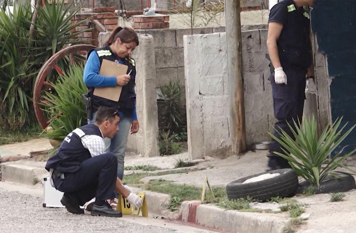 A prisión el hombre que mató a dos hermanos de El Buñuelo Correa Balladares