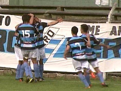 Cerro ganó 2 a 1 ante Cerro Largo en el Tróccoli