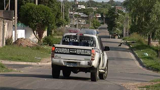 Encuentran el cuerpo de una mujer en pastizales del barrio Lavalleja