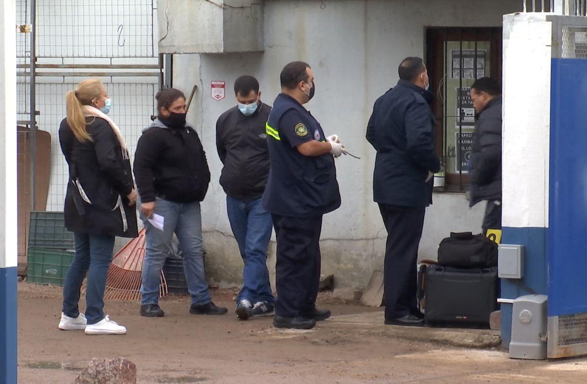 Un detenido por asesinato de trabajador en Santa Rosa