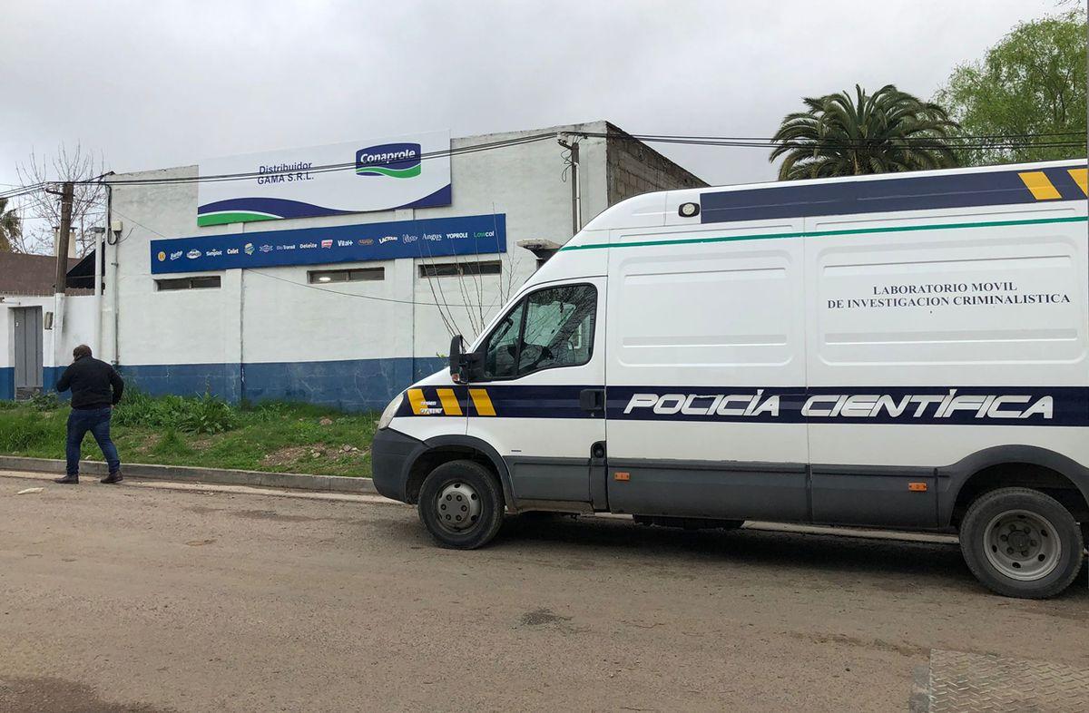 Imputados y a prisión los detenidos por el homicidio del trabajador en Santa Rosa