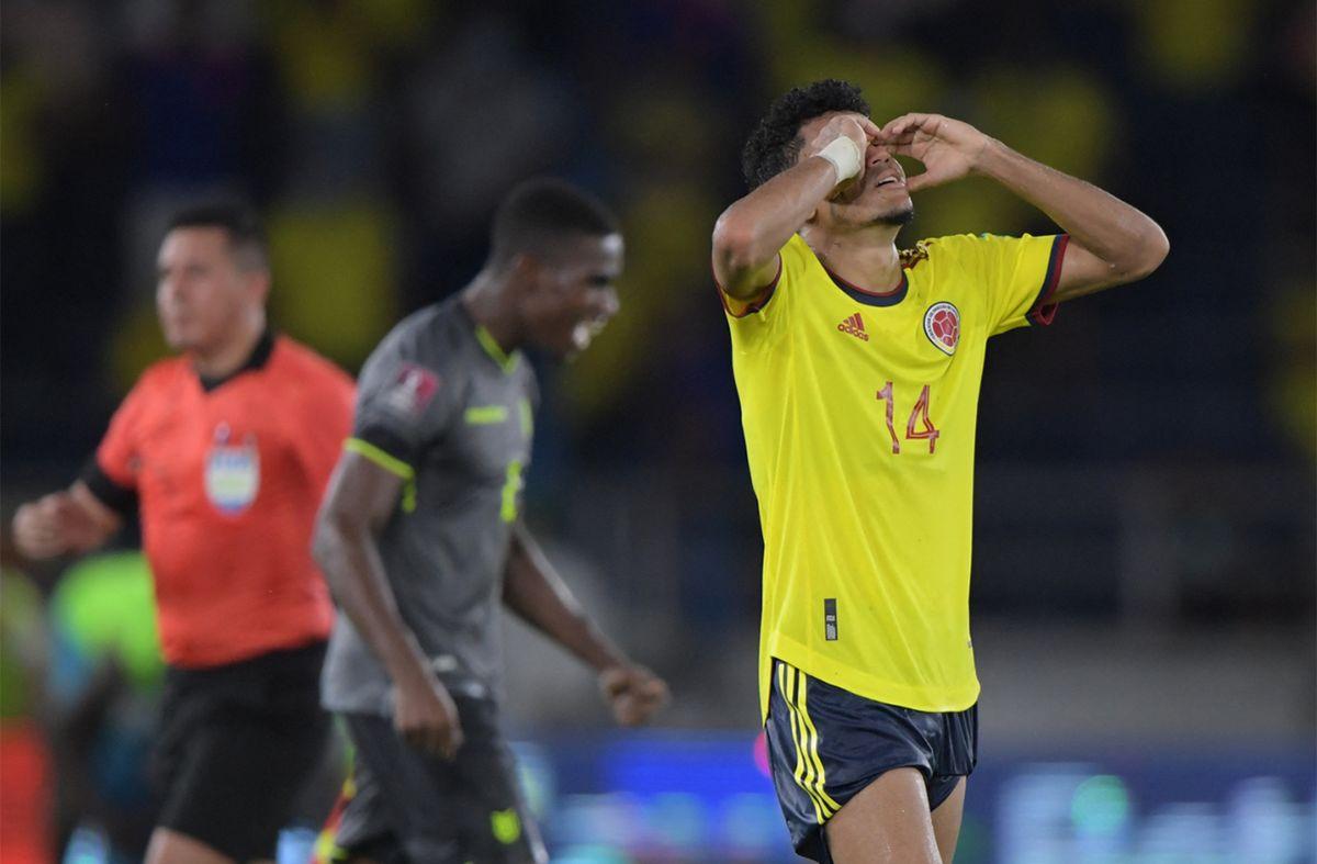 Colombia - Ecuador (AFP).