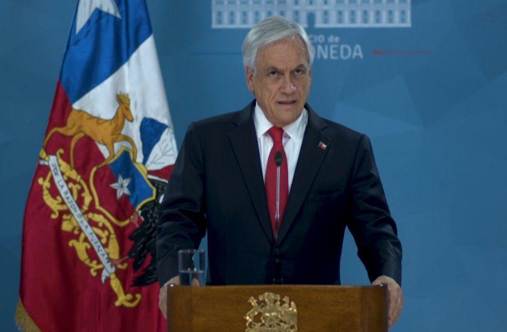 Piñera pide perdón, lanzó paquete de medidas, pero igual se inicia huelga en Chile