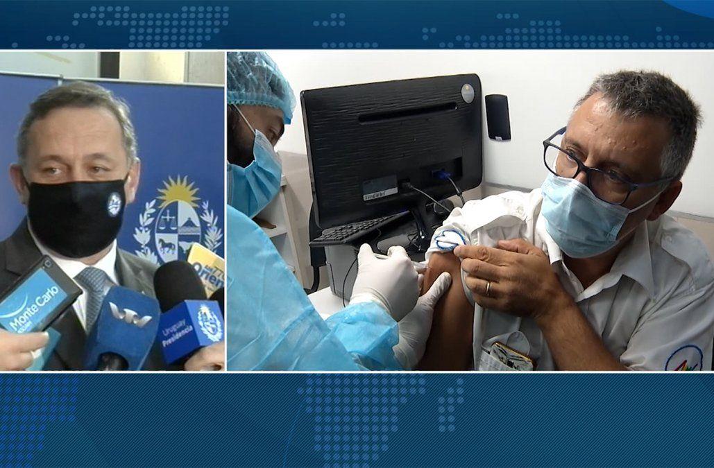 Gobierno adquirió 1.700.000 vacunas de Pfizer que llegarán en agosto y setiembre