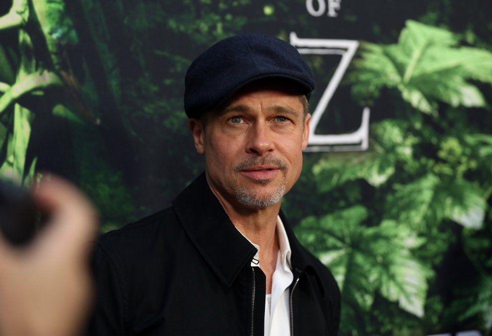 Brad Pitt producirá un filme sobre el escándalo Weinstein