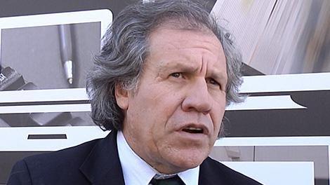Luis Almagro asume este martes como secretario general de la OEA
