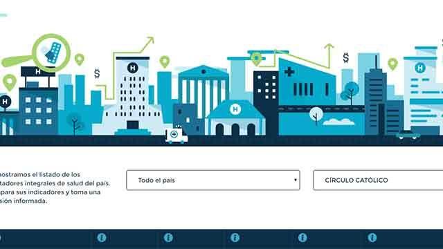 MSP difunde portal con indicadores sobre las mejores mutualistas