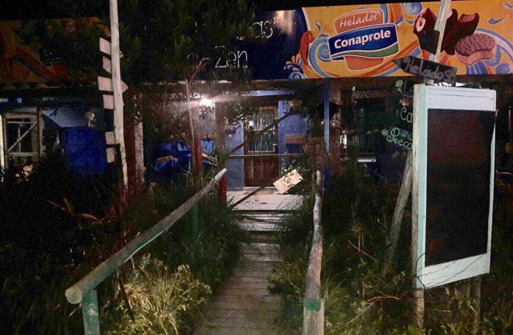 Dueños de un supermercado baleados en medio de rapiña en Arachania