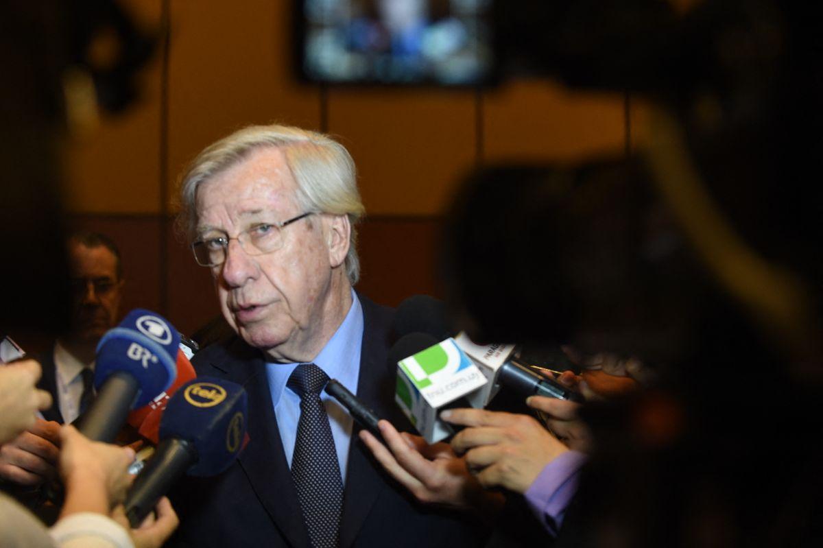 Astori de acuerdo con Lacalle sobre falta de democracia en Cuba, Nicaragua y Venezuela