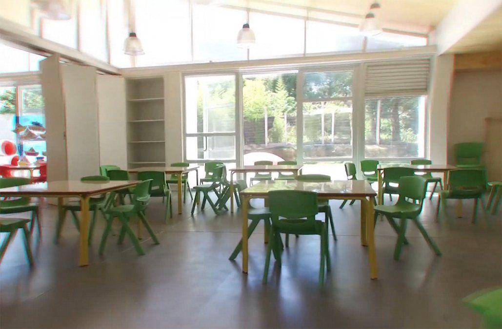Construirán 44 jardines de infantes y 15 centros CAIF a través de PPP