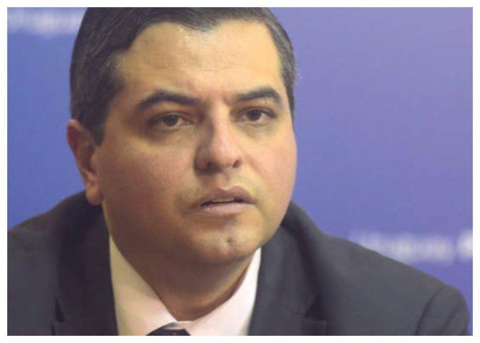 Luis Calabria es un hombre de Alianza Nacional